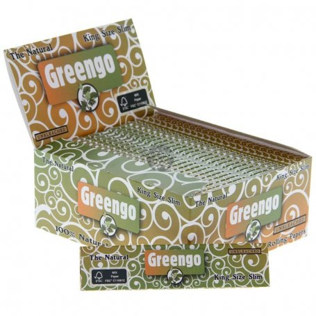 Greengo unbleached Kingsize Slim