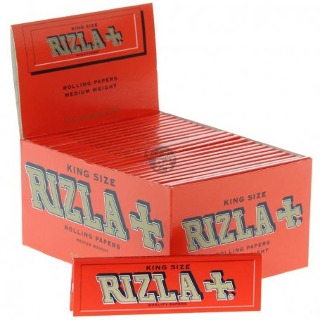 Rizla Red (Medium weight)